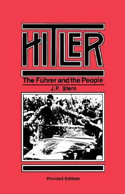 Hitler By Stern, Joseph Peter