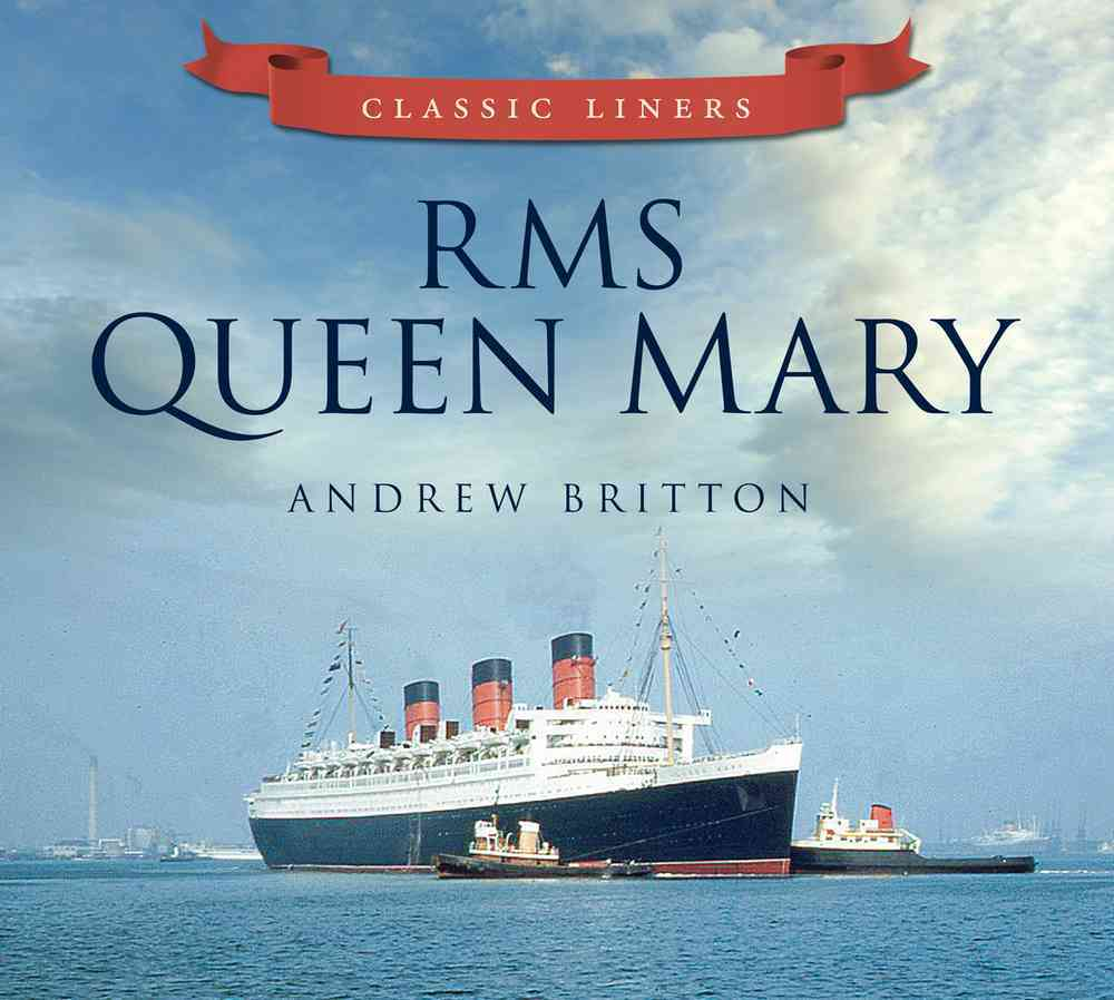 Rms Queen Mary By Britton, Andrew